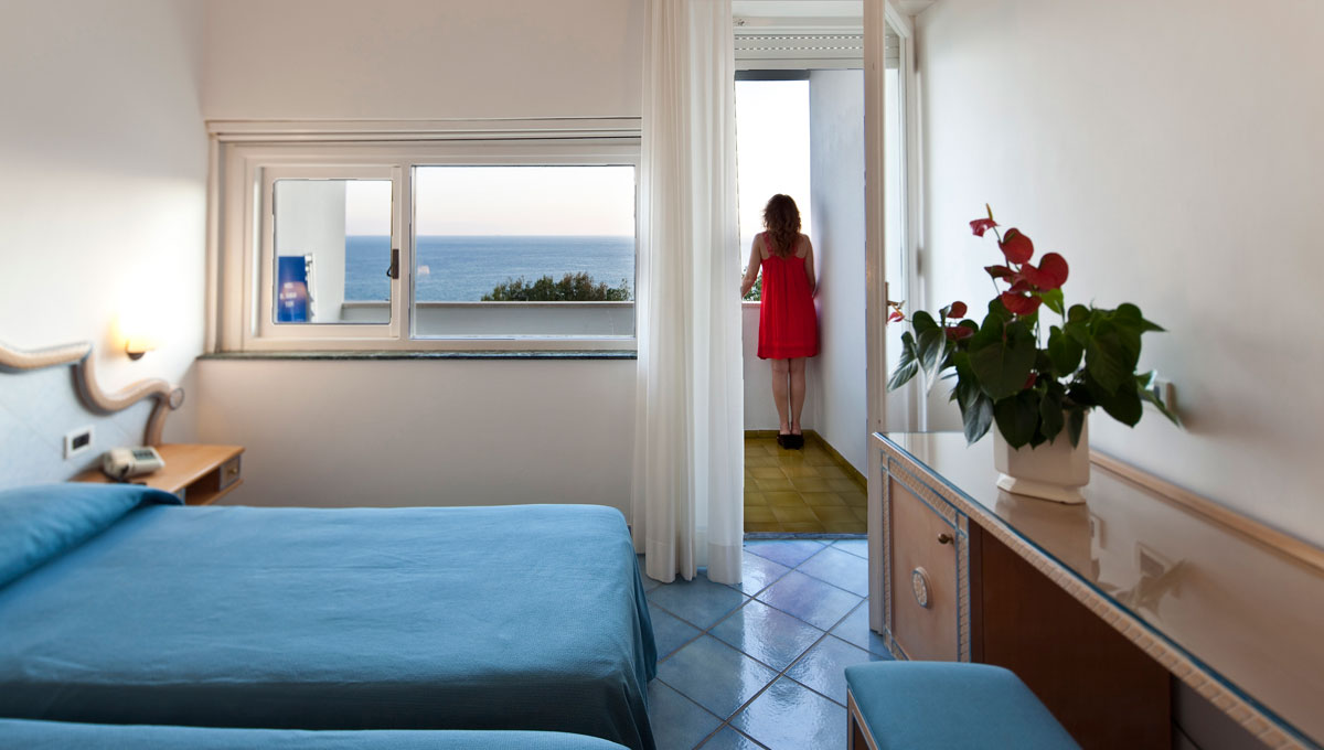 Double room with seaview